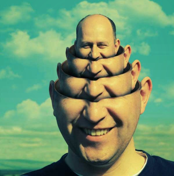 "Create ""Surreal Head Stack"" Photo Manipulation"