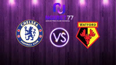 Prediksi Premier League, Chelsea VS Watford