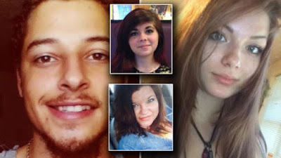 16 year old girl missing after her older boyfriend allegedly kills her mom and younger sister