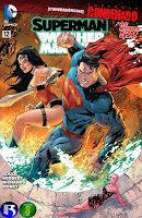 Os Novos 52! Superman & Mulher Maravilha #12