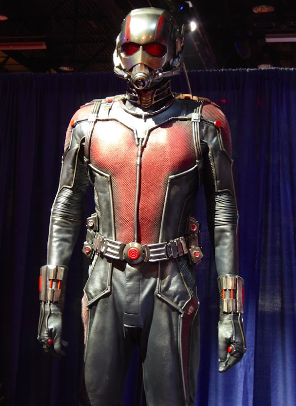 AntMan film costume
