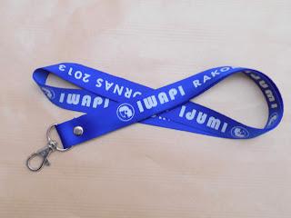 Jual Tali ID Card Printing & Polos Harga Murah Lengkap Jakarta
