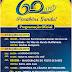 SAIBA QUAL A PROGRAMAÇÃO DAS COMEMORAÇÕES DOS 60 ANOS DE EMANCIPAÇÃO DE GANDU!
