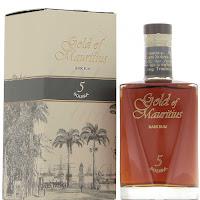 Gold of Mauritius Dark Rum5 Solera