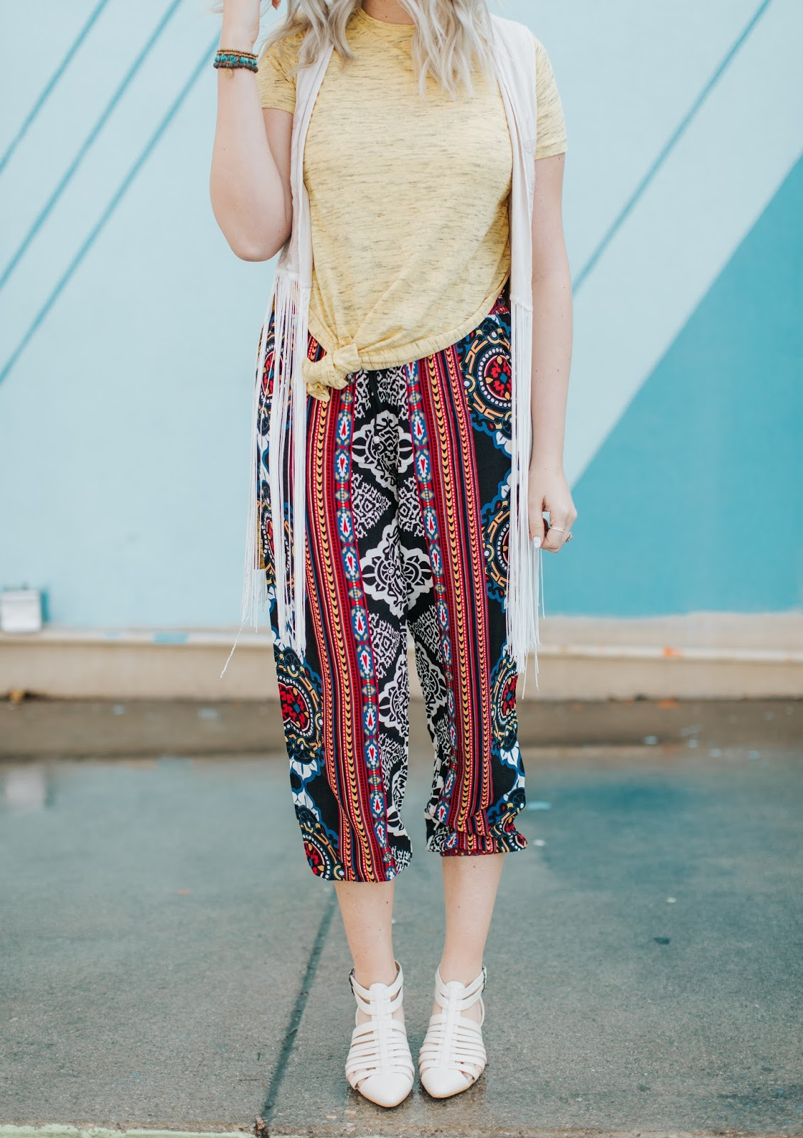 Harem Pants, Utah Fashion Blogger, Spring Look