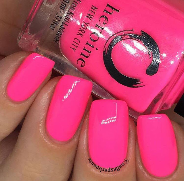Heroine New York City polish in Mean Girl