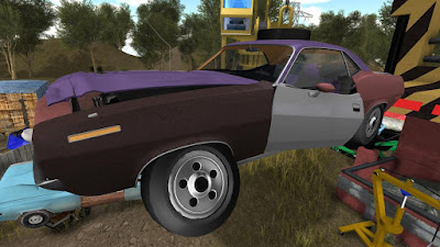 fix my car classic muscle 2