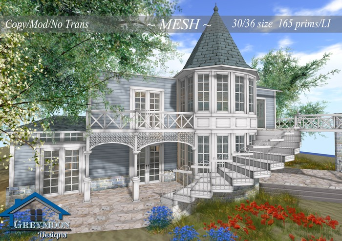 Guide To Finding The Perfect Mesh House For You In Sl Tea