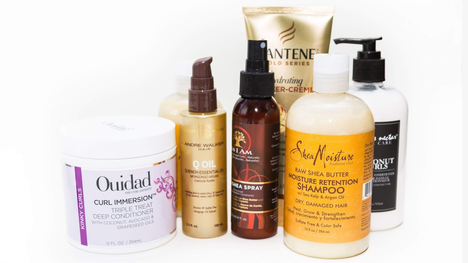 Professional cosmetics for hair care