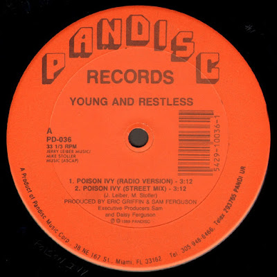 Young & Restless – Poison Ivy (1989) (VLS) (FLAC + 320 kbps)