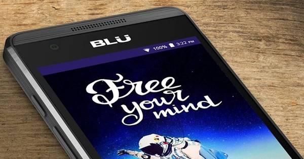 BLU Energy JR é o Android mais modesto que você verá em 2016