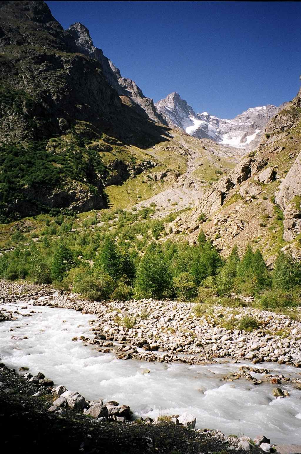 Stumpy S Blog Tour Of The Oisans Gr54 In The Ecrins