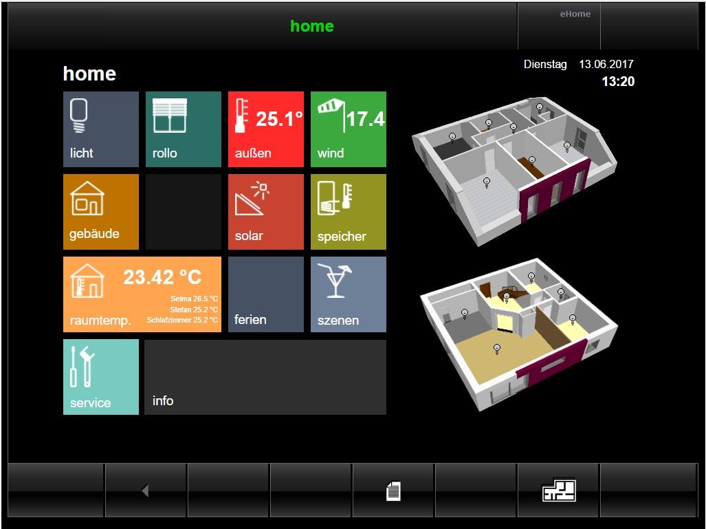 der tester das interface f r amazon echo und knx. Black Bedroom Furniture Sets. Home Design Ideas