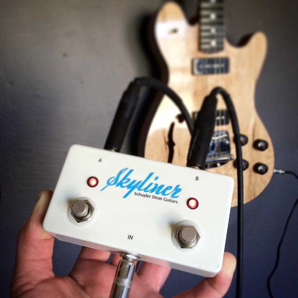 Schuyler Dean Pickups Handmade Guitars And Pickup Wiring Diagram If You Have Ever Listened To Music On A Car Stereo Or Headphones Can Probably Appreciate The Importance Of Panned All