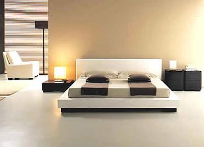 Decorations: Minimalist Design - Modern Bedroom Interior ... on Minimalist Modern Bedroom Design  id=99633