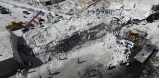 هجوم كيميائي في سوريا و قصف روسي لمواقع المتمردين في إدلب