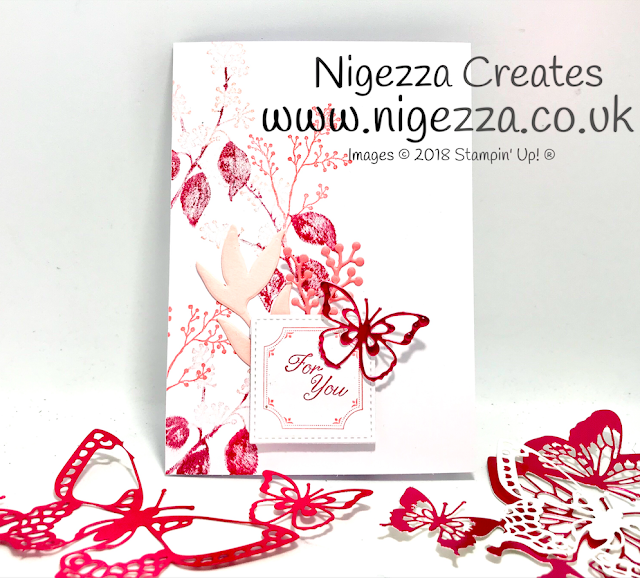 Nigezza Creates Pink Colour challenge
