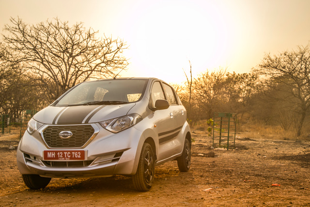 review datsun redi-GO india