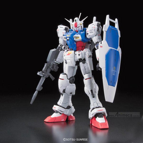 MODEL KIT GUNDAM PROTO TYPE RX-78GP-01 ZEPHYRANTHES REAL GRADE (RG) 1/144 GUNDAM 0083 BANDAI