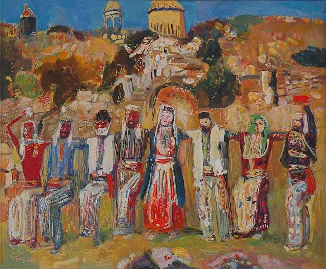 El 26 de mayo todos los armenios del mundo deben bailar Kochari