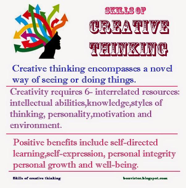 Bonvictor Blogspot Techniques Of Creative Thinking