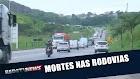 MG: Cai o número de mortes nas rodovias federais