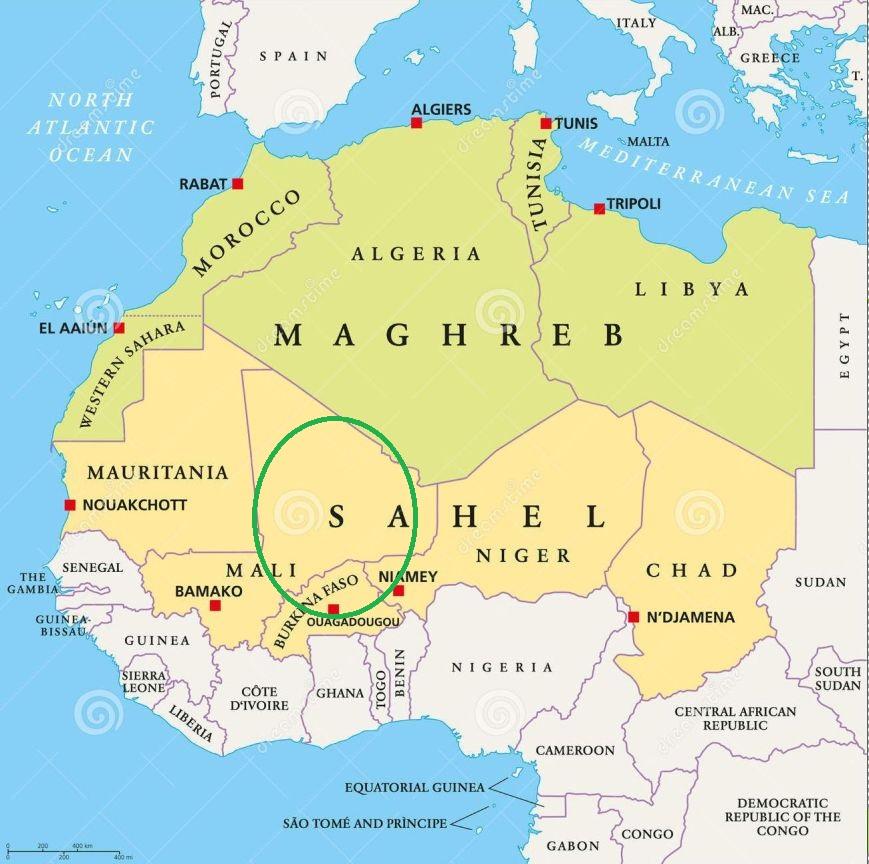 Religious Liberty Prayer Bulletin RLPB 445 Mali Burkina Faso