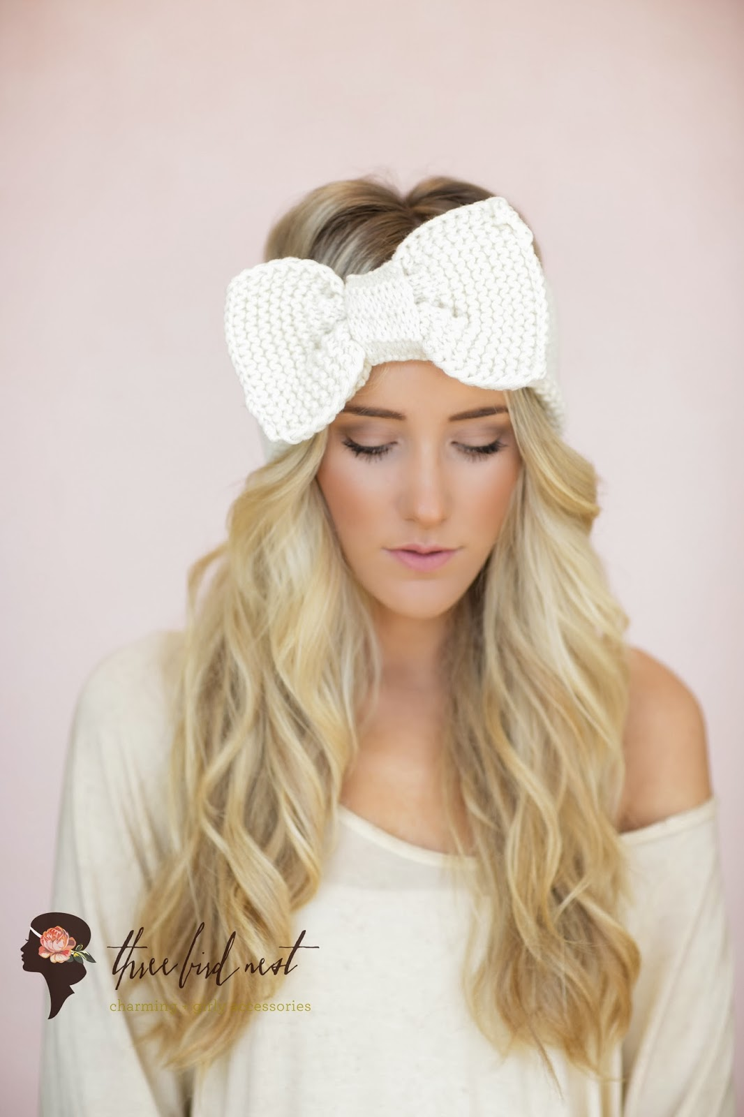 Three Bird Nest   Fashion Blog : knitted headbands. winter ...