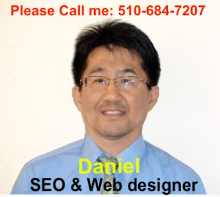 small business website design & building with Google SEO, search engine optimization in Oakland CA