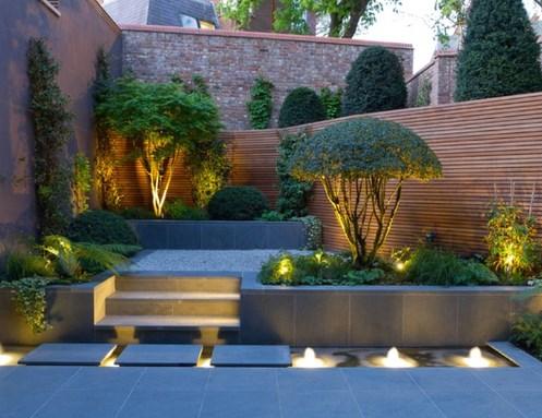 Tips Menata Lampu Taman Minimalis