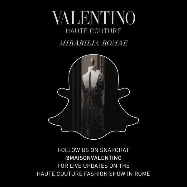 Inventive Ways Fashion Labels Are Using Snapchat
