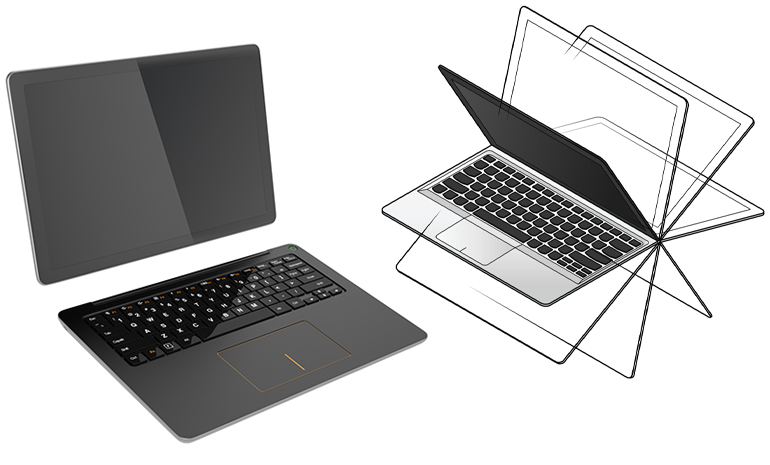 2 In 1 Devices That Can Function As Laptops Or Tablets Are A Growing Segment Of The Pc Market But Which Type And Model Hybrid Laptop Should You