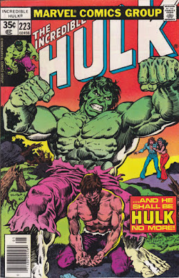 Incredible Hulk #223