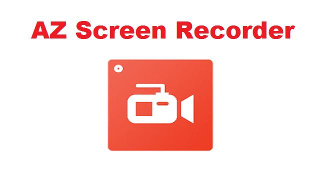 Картинки по запросу AZ Screen Recorder