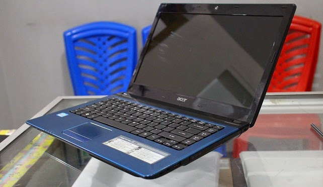 Laptop second Acer 4750 2nd