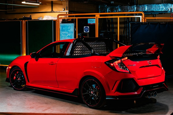 Honda Civic Type R Pick-up Truck