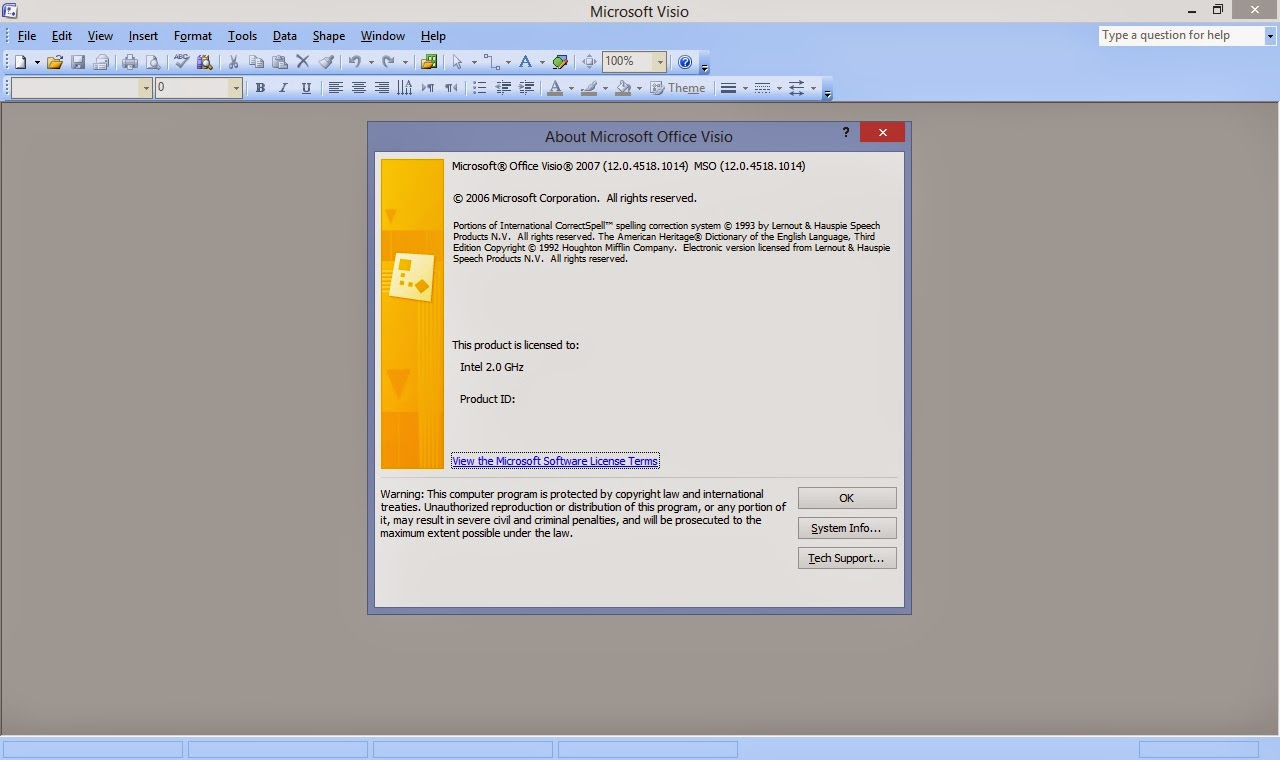 how to use visio 2007
