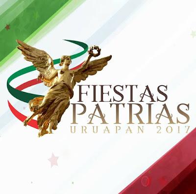 fiestas patrias uruapan 2017