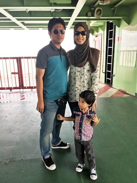 Short Vacay In Penang: Ferry Rides To Penang Island