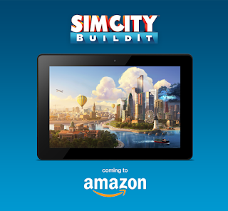 SimCity BuildIt - Amazon Kindle Download
