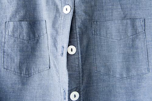boutons robe Alder Shirtdress