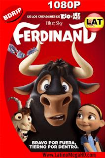 Olé, El Viaje de Ferdinand (2017) Latino HD BDRIP 1080P - 2017