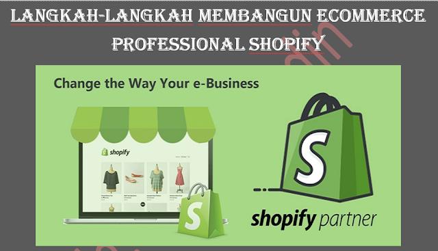 6 Tahap Awal Membuat Toko Online Shopify