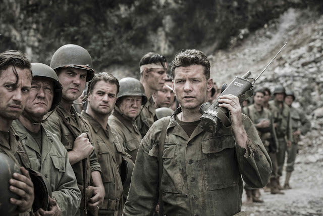 Hacksaw Ridge - Sam Worthington