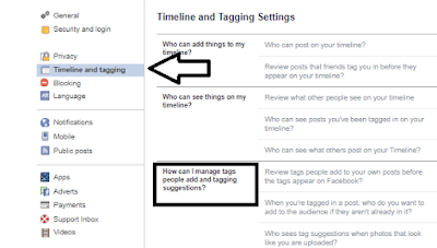 طريقة منع شخص من عمل تاج علي الفيس بوك
