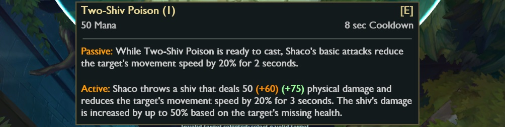 Nature S Ward And Poison Damage E