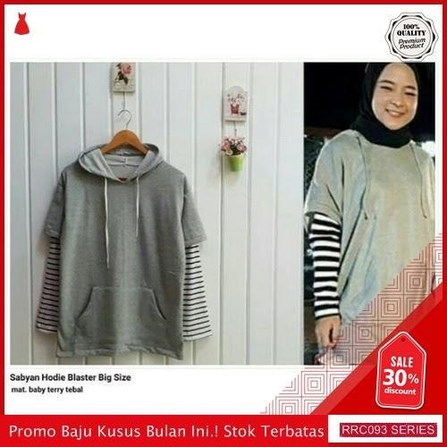 RRC093S35 Sabyan Terbaru Sweater Hodie Blaster Wanita Terbaru BMGShop