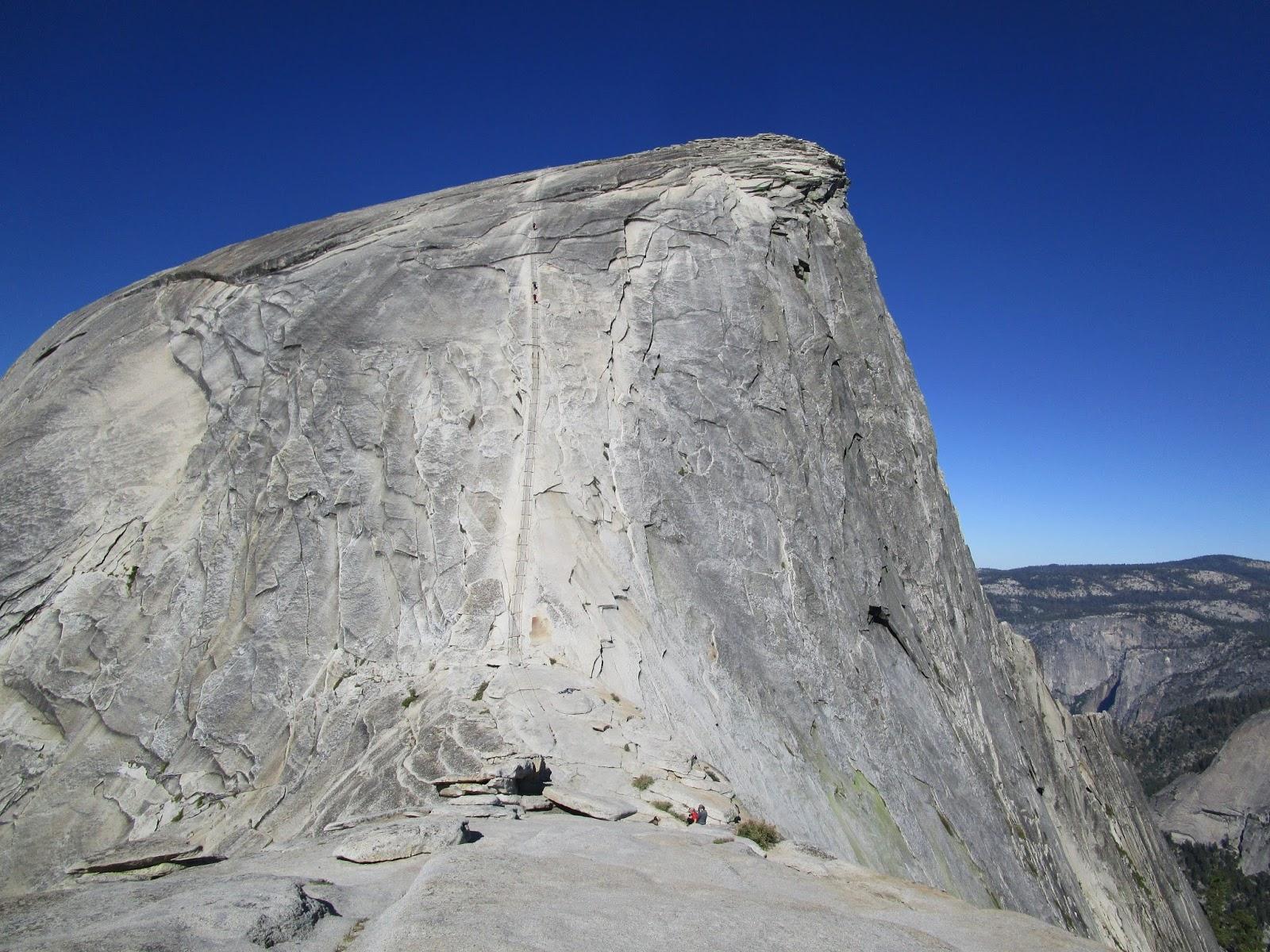 Iron Hiker Half Dome