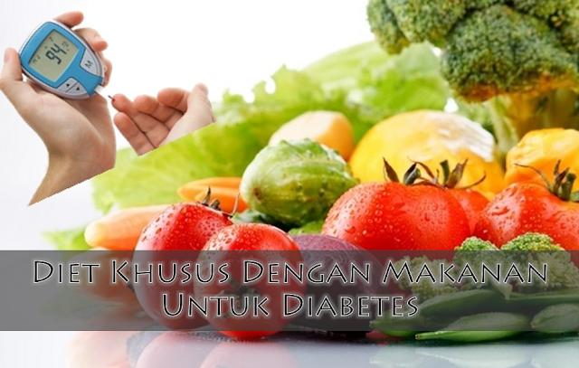 makanan untuk diabetes