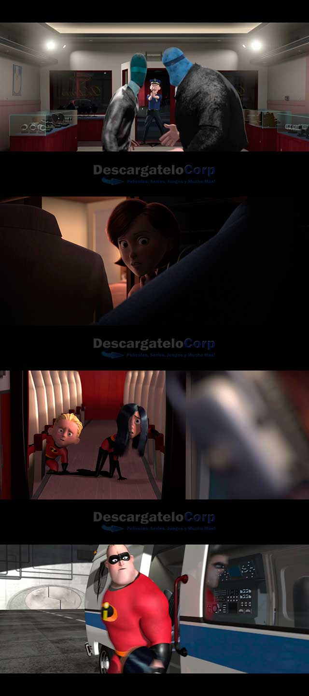Los Increíbles (2004) HD 1080p Latino